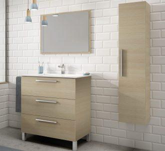 Mueble de baño 305423R + Columna 315470R